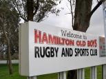 Hamilton Old Boy's Rugby & Sports Club