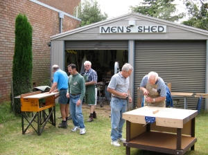 Bowral Men's Shed, New South Wales, Australia