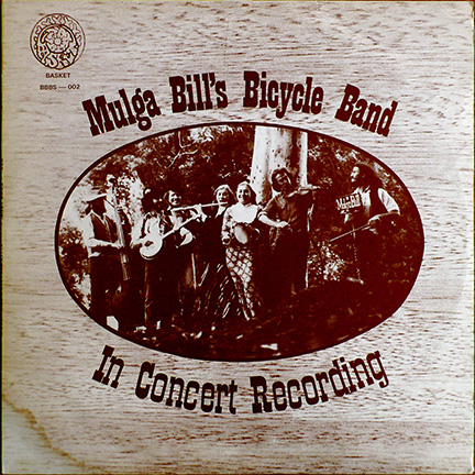 Mulga Bill's Bicycle Band front sml